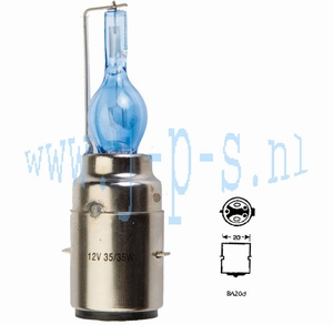 XENON LOOK LAMP BA20 ( type 2 )