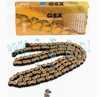KETTING 122 SCHAKELS 1E KW IRIS GSX GOLD