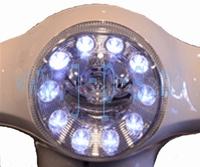 KOPLAMP MET LED DAGRIJVERLICHTING VESPA LX