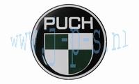 MUURSCHILD PUCH 10 CM ROND