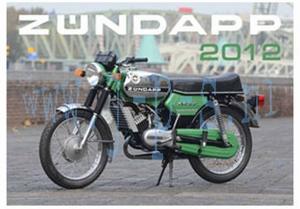 ZUNDAPP KALENDER 2011