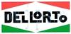 DELLORTO STICKER EXTRA GROOT 80x160 MM