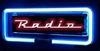 NEON RADIO FRAME