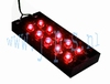 LEDPANEEL 10 POWER LEDS ROOD