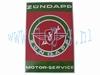 MUURSCHILD ZUNDAPP MOTORSERVICE 40 x 60 CM